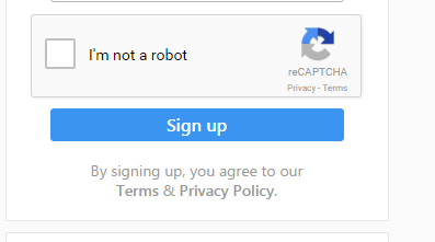 IG ReCaptcha - A Good Thing? - The Free For All Lounge - MP